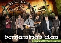 Koncert Benjaming's clan