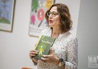 Spotkanie autorskie z pisarką Dorotą Combrzyńską-Nogala