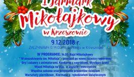 I Jarmark Mikołajkowy w Krzeszowie