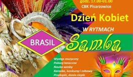 Dzień Kobiet w rytmach Brasil Samba