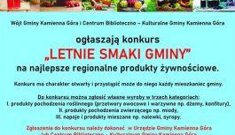 Letnie Smaki Gminy – Konkurs