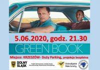 Green Book w kinie samochodowym w Krzeszowie