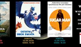 Kino za Rogiem zaprasza