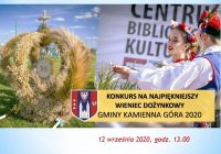 Najpiękniejszy Wieniec Dożynkowy gminy Kamienna Góra