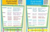 Plan zajęć i godziny otwarcia bibliotek w CBK