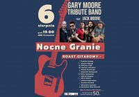 Gary Moore Tribute Band w Krzeszowie