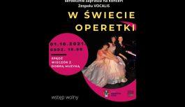 Koncert najpiękniejszych arii operetkowych